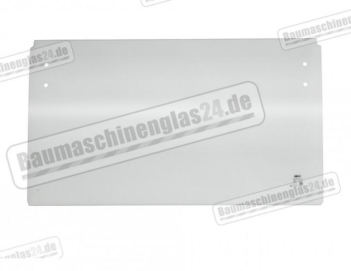Caterpillar 302.7D CR (on Awards) - Frontscheibe unten