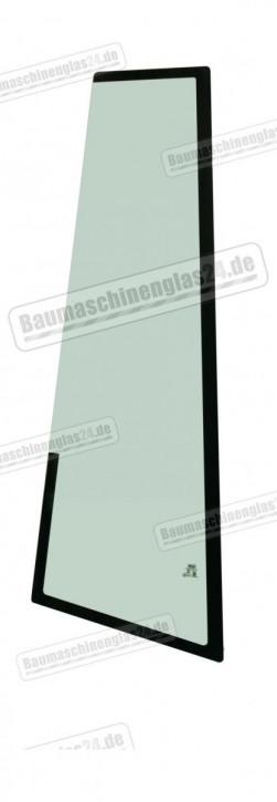 Caterpillar 950G/962G/966G/972G/980G - Frontscheibe 1/4 rechte Seite - linke Seite (B+C)
