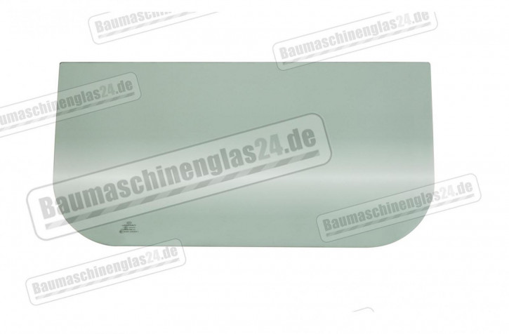 Doosan Daewoo DX 140W/210W/300/340/420/480/520 EXCAVATOR - Frontscheibe unten (B)