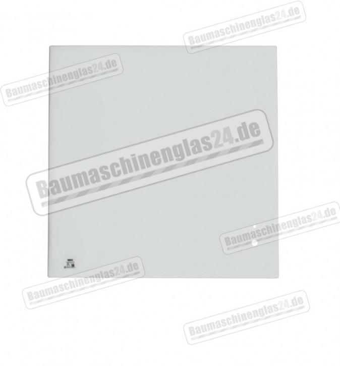 Hitachi EX15-45 -2 MINI EXCAVATOR - Frontscheibe - Oben (A)