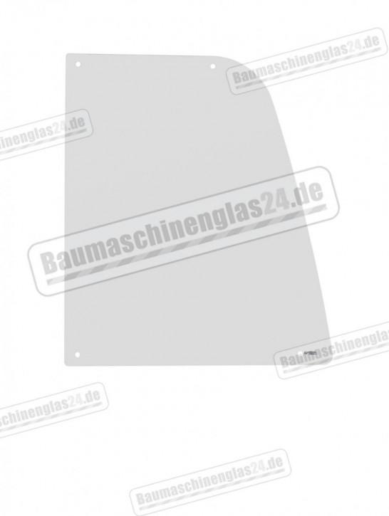 Hitachi EX15-45 -2 MINI EXCAVATOR - Seitenscheibe R vorn fest (H)