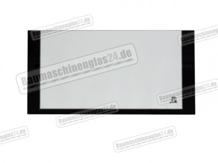 HITACHI ZX16/18/25/27/30/35/40/50 MINI EXCAVATOR - Frontscheibe unten (B)