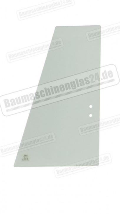 Hitachi ZAXIS ZX70LC-3/ZX75US-3/ZX80LC-3/ZX85US-3/ZX135US-3/ZX225USR-3 - Türscheibe - Oben - Hinten - Schiebbar (F)