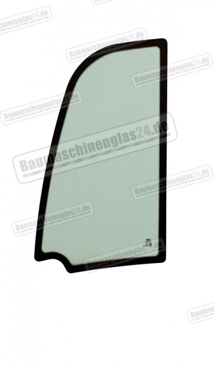 JCB 8014/8018/8020/TO 8040 MINI EXCAVATOR (BONDED CAB) - Türscheibe oben