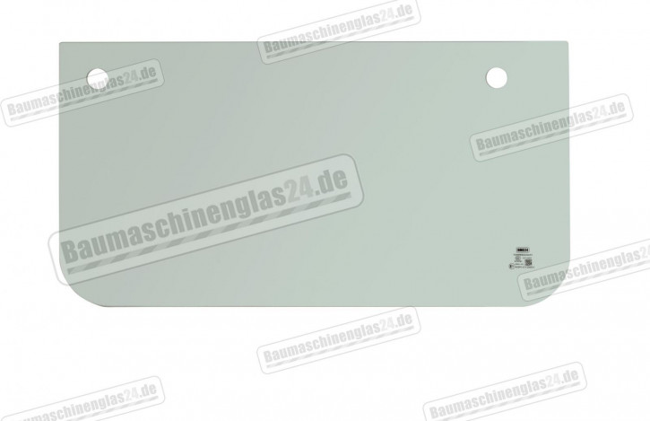 Komatsu PC20MR-2 / PC27MR-2 / PC30MR-2/ PC35MR-2 / PC40MR-2 / PC50MR-2 MINI EXCAVATOR (2004-2010) - Frontscheibe unten (B)