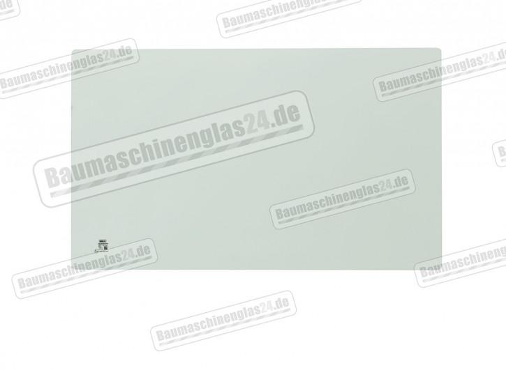 Kubota KX014/015/016/018/019 - 4 - Frontscheibe unten