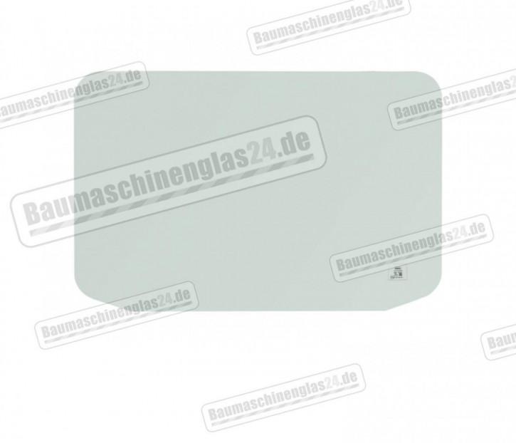 KUBOTA KX080 - 3/80 - 3 Alpha EXCAVATOR - Heckscheibe