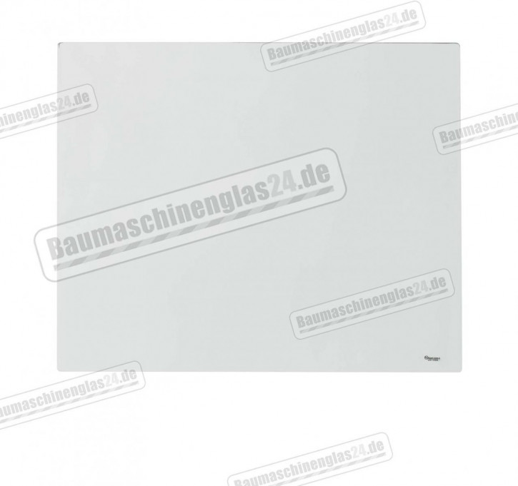 Komatsu PC12R/15R - 8 EXCAVATOR - Heckscheibe (I)