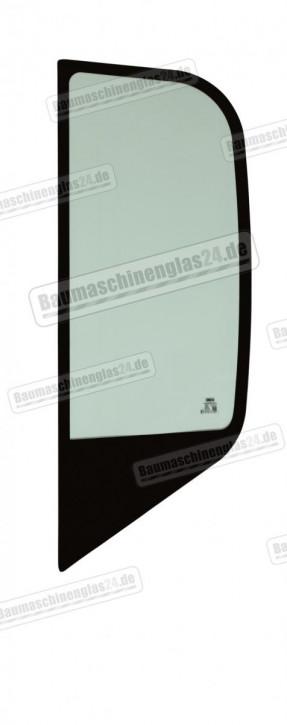 KOMATSU WA65 bis 90-5 / WA65 bis 90-6 - hintere linke Seitenscheibe