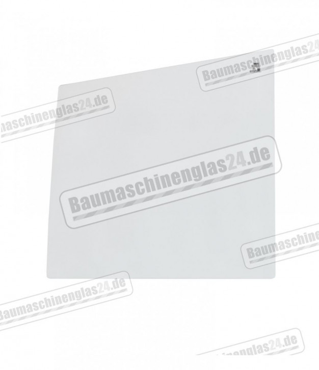 KUBOTA KX36 - 3/KX41 -3 MINI EXCAVATOR - Türscheibe - unten
