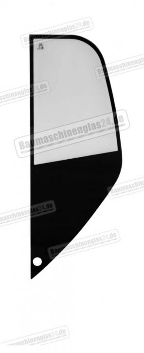 Weidemann T4512 - Seite hinten Türscheibe