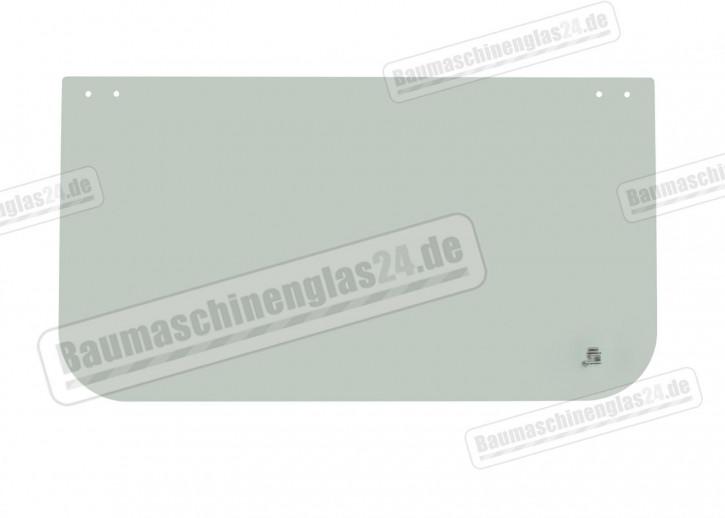 Takeuchi TB014/016 MINI EXCAVATOR - Frontscheibe - Unten (B)