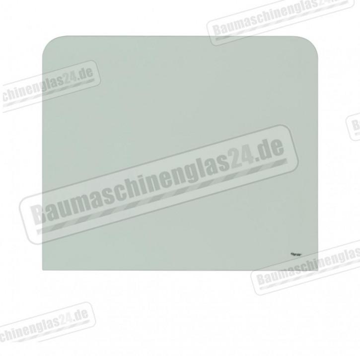 Takeuchi TB015 MINI EXCAVATOR - Heckscheibe