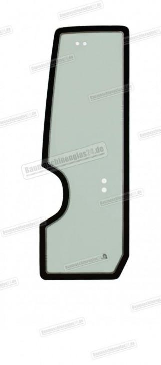Takeuchi TB216 / TB225 - Türscheibe komplett (Steel Frame)