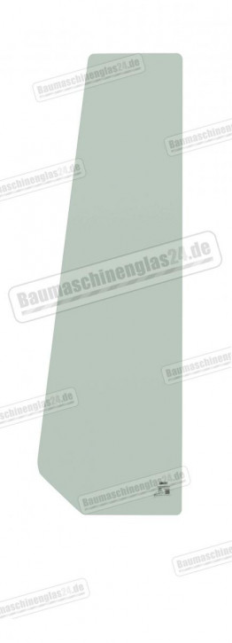 Volvo D/E - Serie - Frontscheibe 1/4 - Links / Rechts