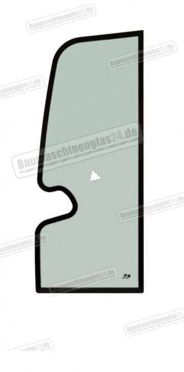VOLVO EC27C/EC35C/ECR48C Serie - Türscheibe - Komplett (D)