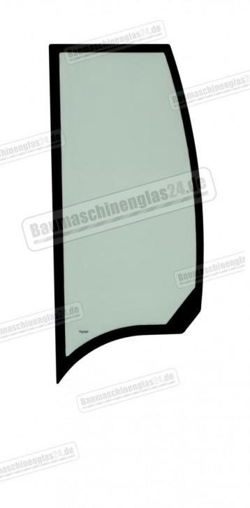 Yanmar SV 15/17 EX - Seitenscheibe L hinten (E)