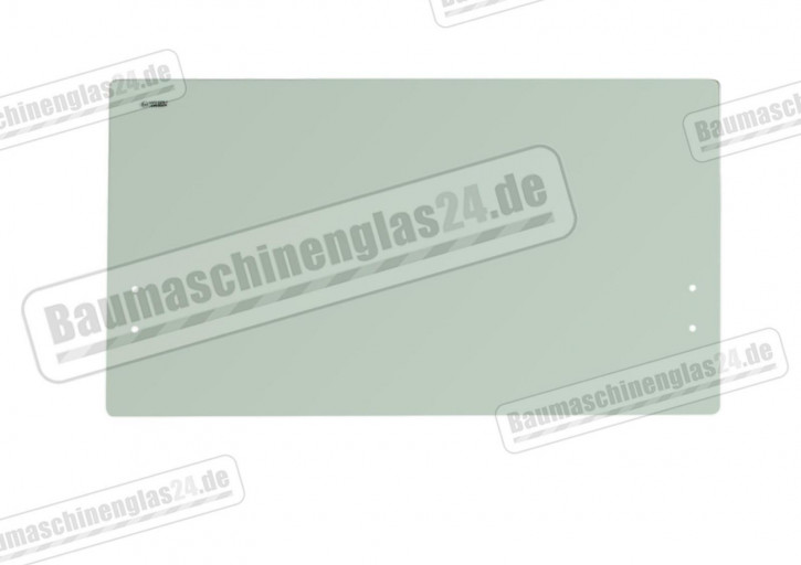 Yanmar VIO 33/38/50/57U - Frontscheibe - Unten (B)