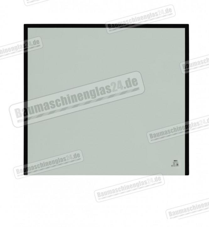 Yanmar B15/B15-3/B17/B17-2/B17-3/B18/B19/B22-2/B25V/B27-2/B30V/B37V/B37-2/B50V MINI EXCAVATOR - Frontscheibe - Oben (A)