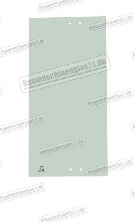 Yanmar B15/B15-3/B17/B17-2/B17-3/B18/B19/B22-2/B25V/B27-2/B30V/B37V/B37-2/B50V MINI EXCAVATOR - Frontscheibe - Unten (B)