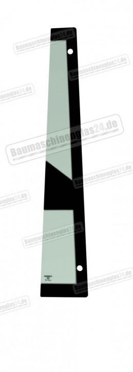 Yanmar VIO20-3/VIO25-3/VIO20-4/VIO25-4/VIO20-6A/VIO23-6/VIO25-6A MINI EXCAVATOR (2007) - Türscheibe - Hinten 3tlg. (E)
